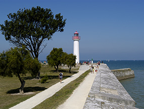 Ile de Ré, the Martha's Vineyard of France