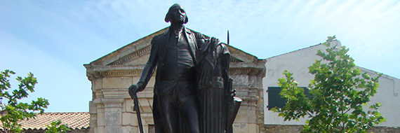 Did you know that an ancestor of George Washington originated from the Island of Ré?