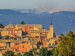 Provence - Luberon - Rognes