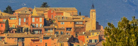 Visitez les plus beaux villages de Provence