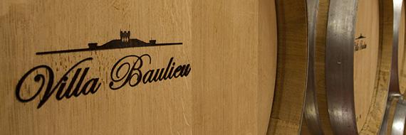 Découvrez les vins du domaine Villa Baulieu