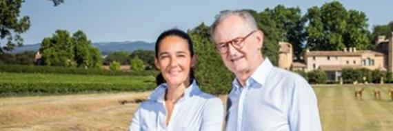 Pierre et Bérengère Guenant