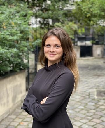 Portrait de Julia Lesaffre